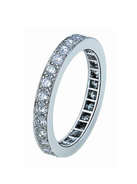 Van Cleef & Arpels Bridal Bar Ring wedding band fashion accessories