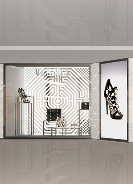 Versus Christopher Kane new flagship store shopping guide