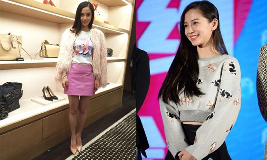 Angelababy, 時裝, Fashion, 撒嬌女人, 衣着, style tips