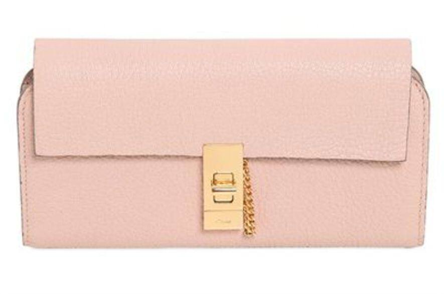 Chloé, 銀包, wallet, online shop, shopping, fashion, 時裝