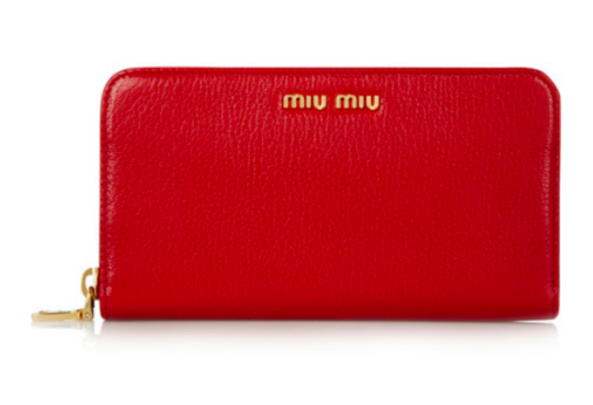 Miu Miu, 銀包, wallet, online shop, shopping, fashion, 時裝