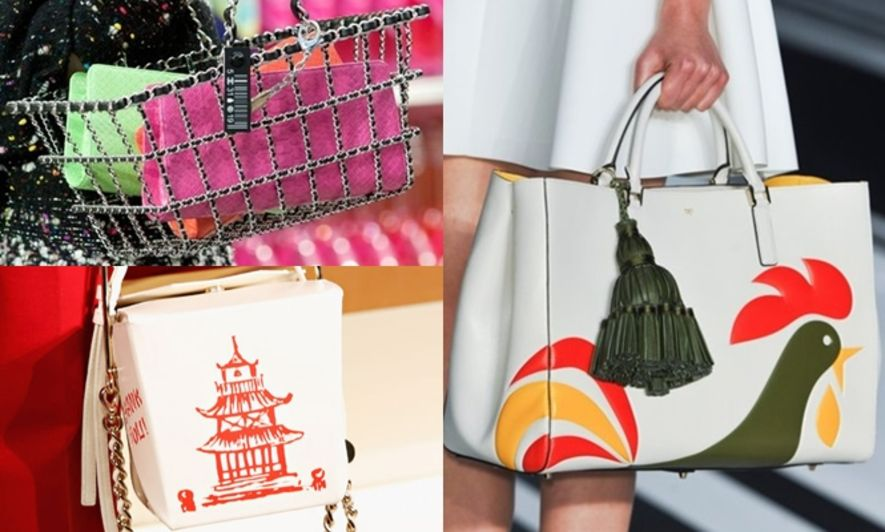 超市配飾, supermarket accessories, Anya Hindmarch, Marc by Marc Jacobs, Charlotte Olympia, Moschino