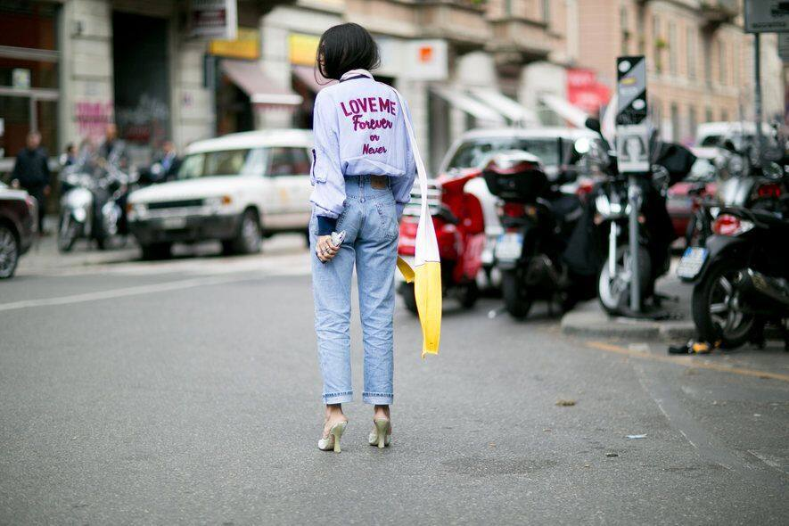 Street snap, 街拍, 時裝周, ELLEfie, SS16, Fashion week