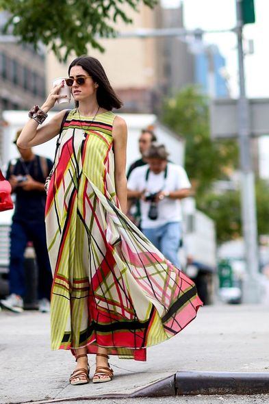 new york, fashion week, ss16, street snap