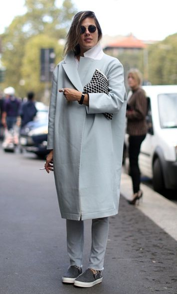 Milan Fashion Week, 2014 S/S, Street Snap