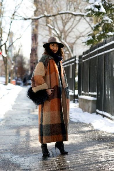 FW15 , fashion week , 2015秋冬時裝周,  street snap, fw15ny