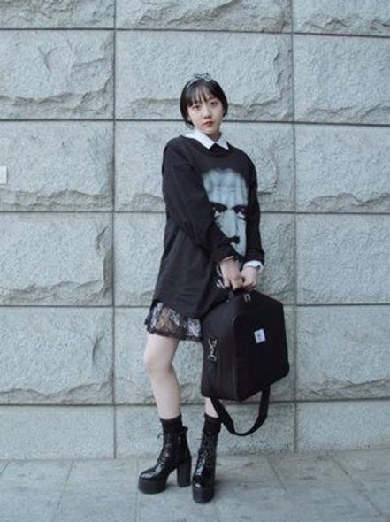 Ktrend, 街拍, street snap, 韓國時裝, Korean Fashion