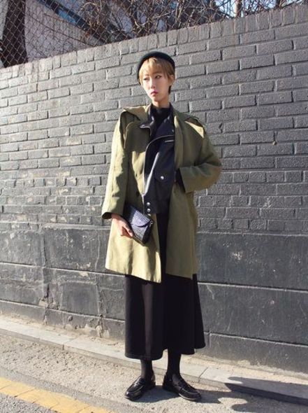 Ktrend, 街拍, street snap,韓國時裝, Korean Fashion