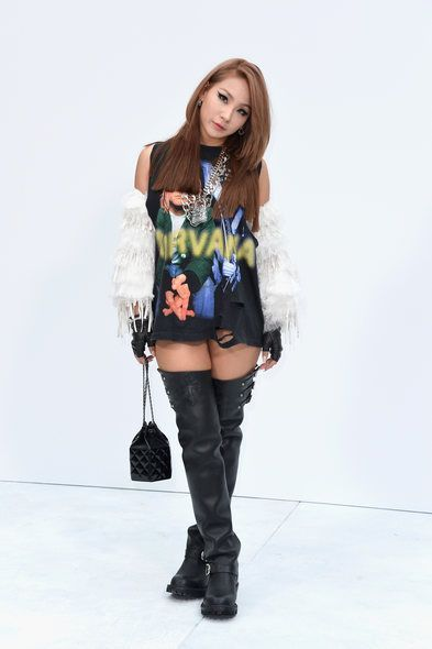 Ktrend, 2NE1, 時裝, Fashion, CL