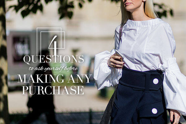13 Fashion style questionnaire sample