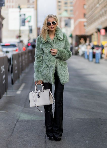 fur jacket tips