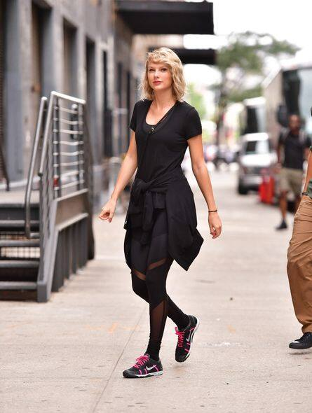 Taylor Swift sneakers