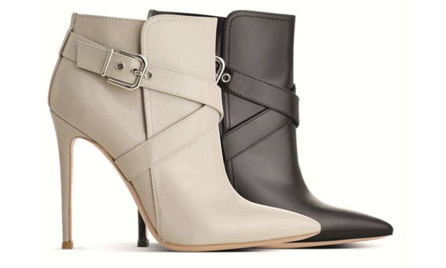 A for Ankle Boots