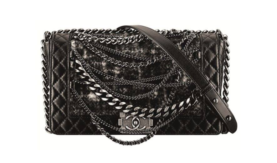 C for Chanel Boy Bag