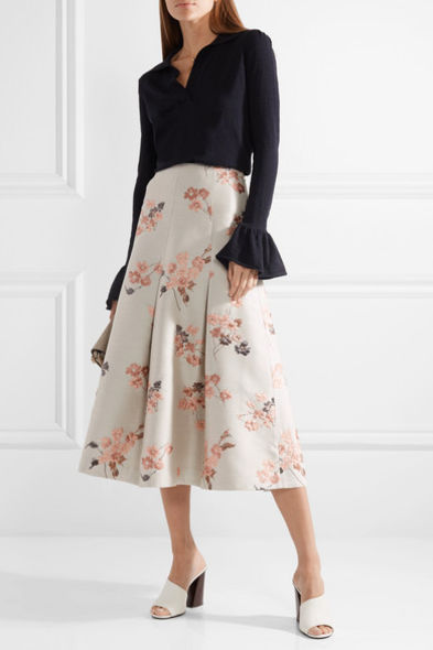 碎花中長裙 $5,414 CO from Net-a-porter