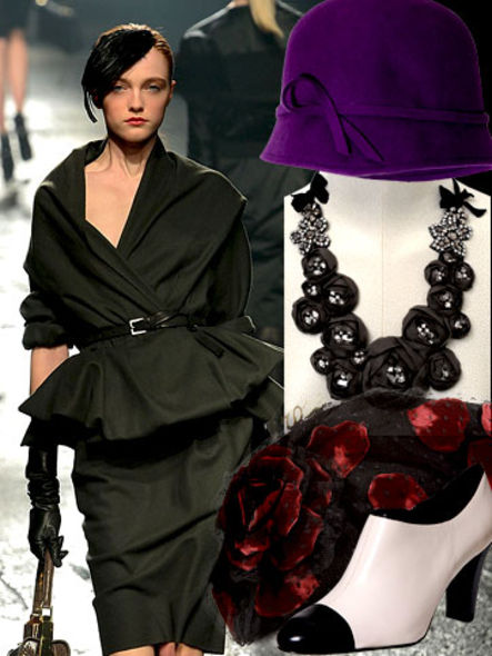 French chic, fashion trend,style insight,lanvin