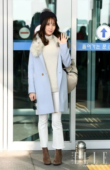 毛毛領外套, 冬天穿搭, fur collar, jacket, coat, winter fashion