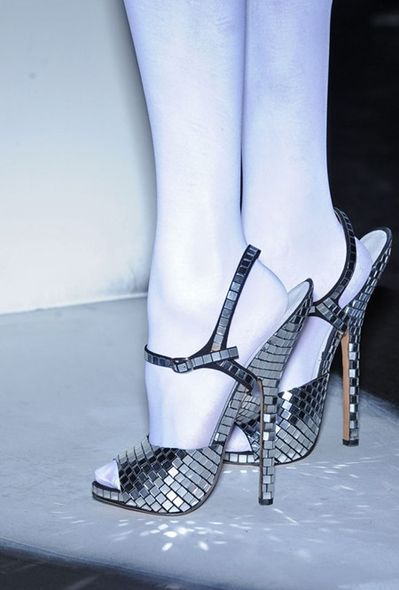 Maison Martin Margiela High Heels Trend feature fashion accessories