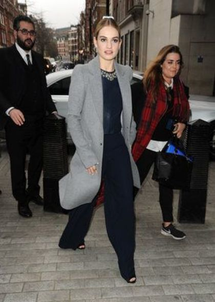Lily James, Fashion, 時裝, Style tips, Cinderella
