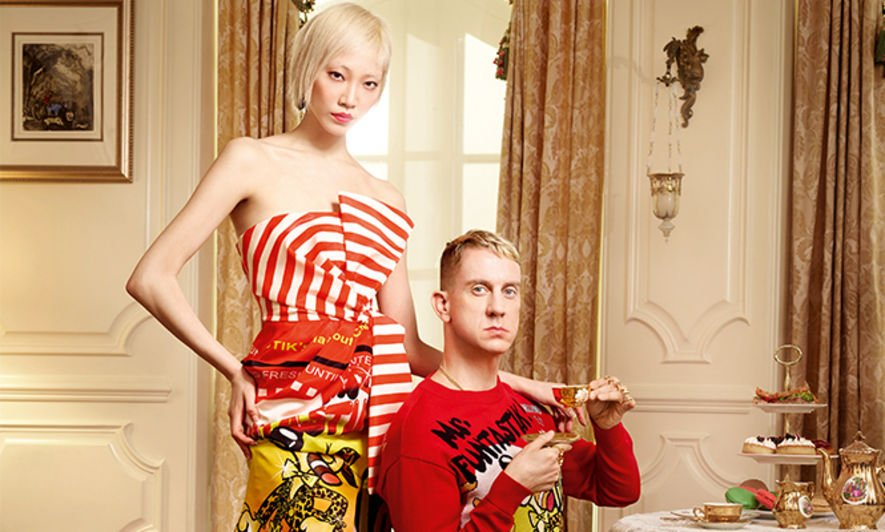 Jeremy Scott, Soo Joo, Moschino, designer interview, 設計師專訪