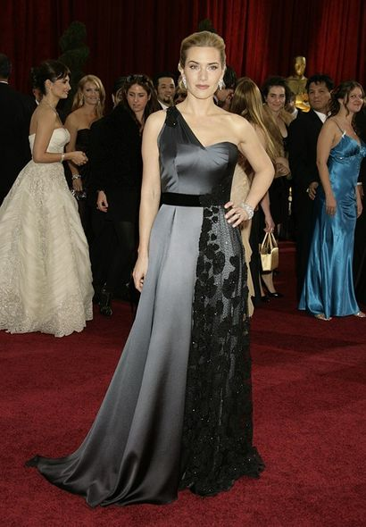 Kate Winslet YSL fashion trend