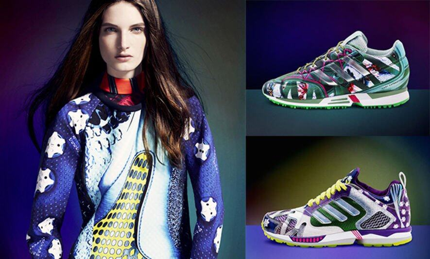 Mary Katrantzou, Adidas Original, 時裝買手Danny Chow專欄