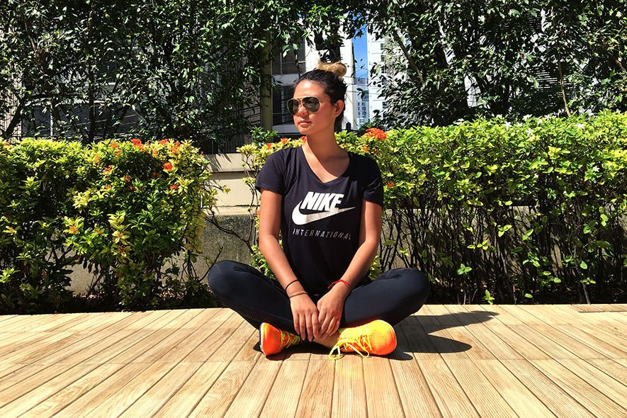 Nike, ELLE Travel, 旅遊