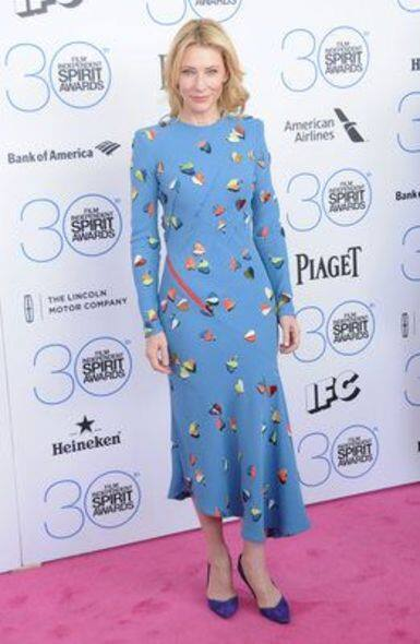Cate Blanchett, Style tips, 轉季, Fashion, 時裝, 搭配