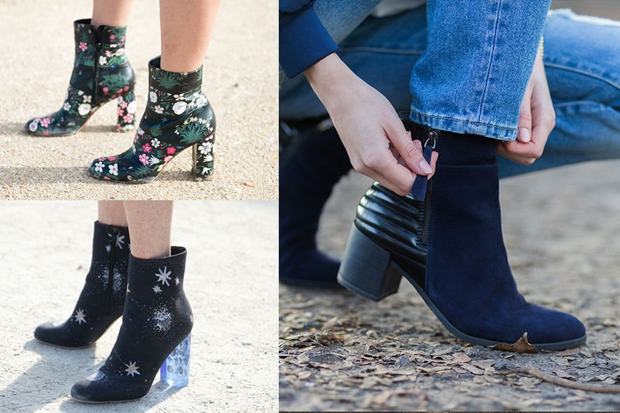 Ankle boots, 靴, Fashion, 時裝