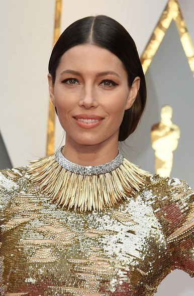 Jessica Biel Tiffany & Co.