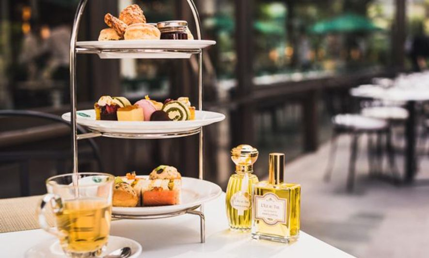Annick Goutal , The Continental ,Afternoon Tea,High Tea,香水,下午茶