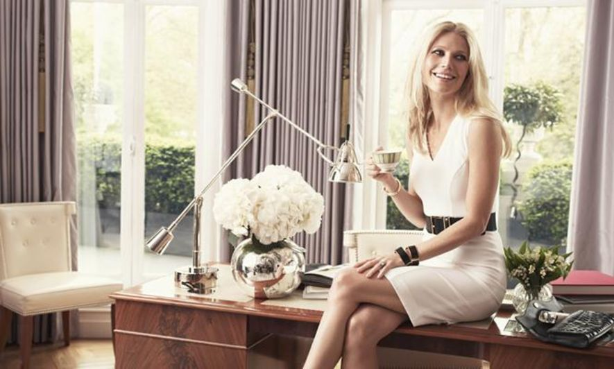 Happy Diet!Gwyneth Paltrow 到港宣傳食譜書