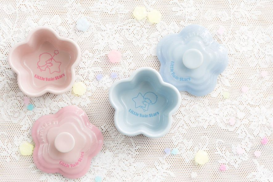 Sanrio, Little Twin Stars, My Melody, Le Creuset, 下午茶, 聖誕, XMas, Afternoon Tea