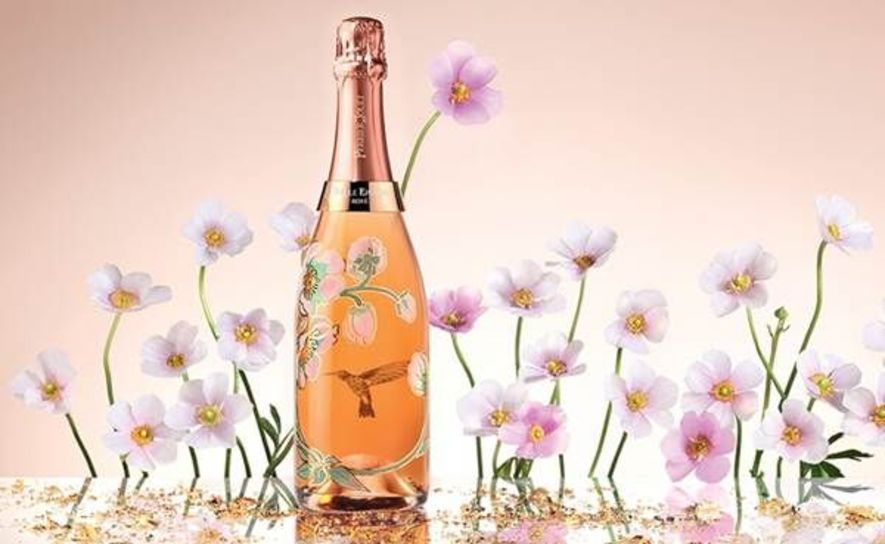 Belle Epoque Rosé 2005