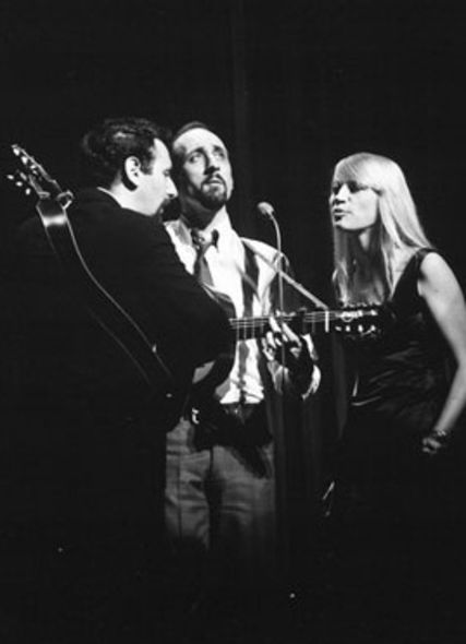 三缺一的 Peter, Paul & Mary Live in HK