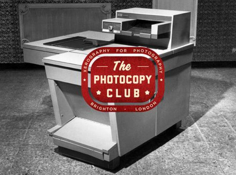 The Photocopy Club 的Logo
