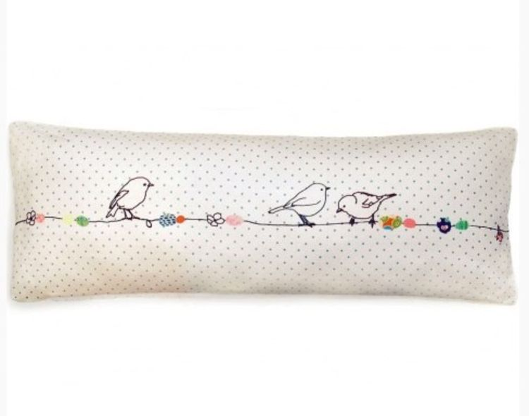 MIMI'LOU Cushion Beads String ($540)