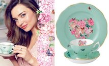 花漾精緻 Miranda Kerr X Royal Albert 瓷器系列