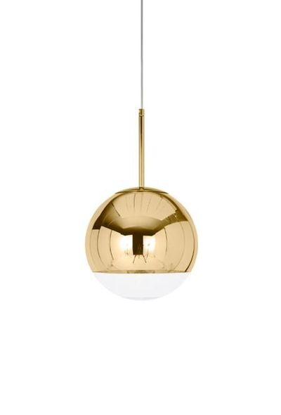 Tom Dixon Mirror Ball 鏡面吊燈$4600 (25cm)