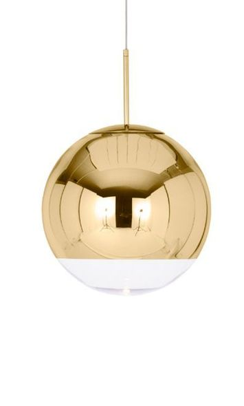 Tom Dixon Mirror Ball 鏡面吊燈$7500 (40cm)