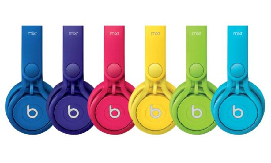 Beats by Dr. Dre Colr Mixr $2200 (個)