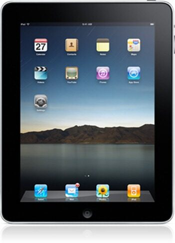 i pad digital features