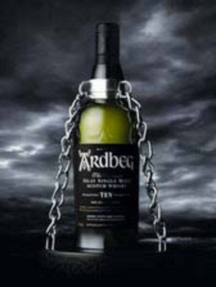 最佳威士忌:Ardbeg Ten Years Old 強勢登場