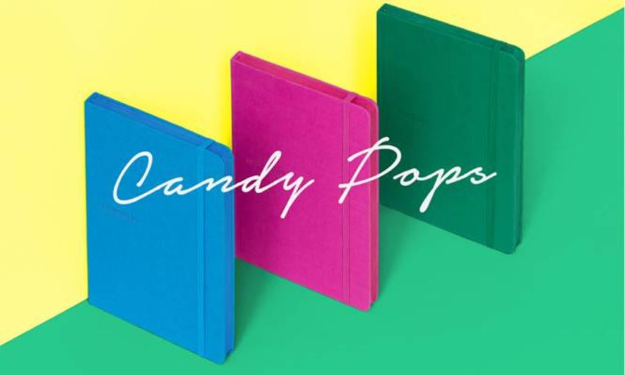 Candy Pops Fashionary 筆記本 $178