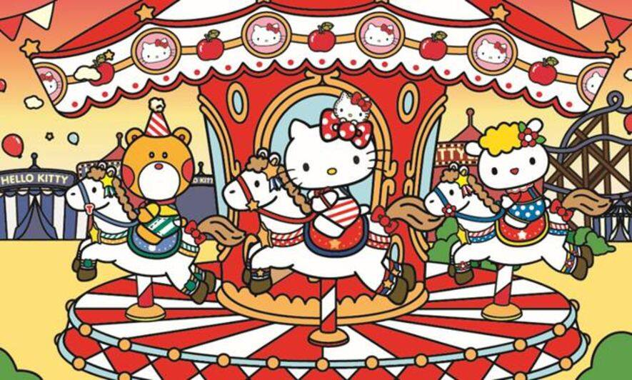 Hello Kitty,展覽