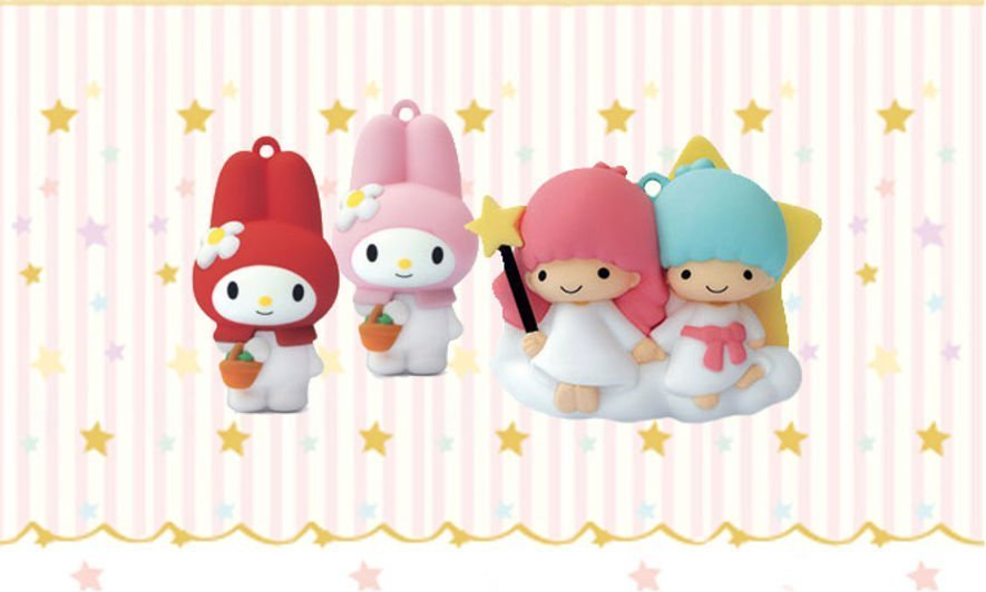 My Melody ,Little Twin Stars