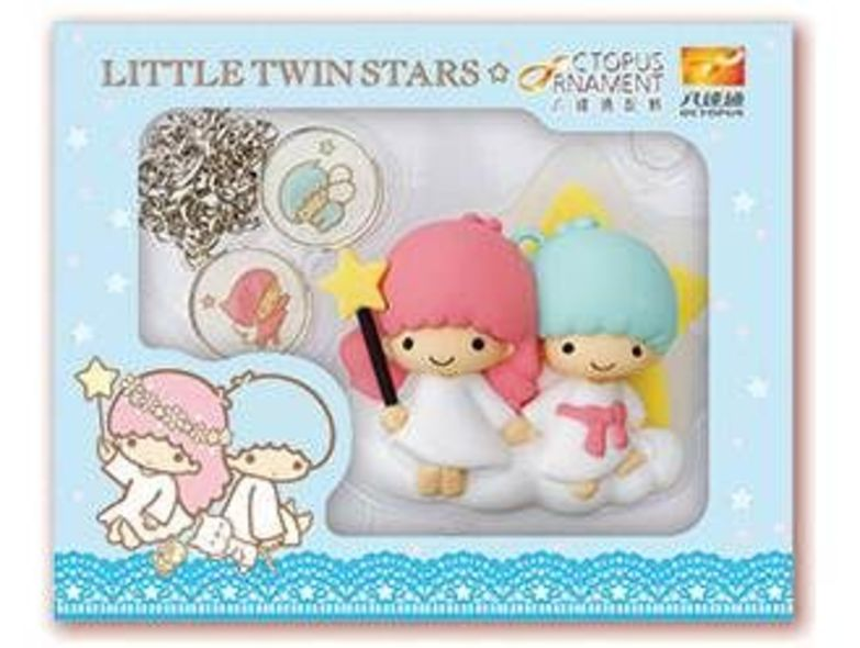 Little Twin Stars 3D八達通包裝 $188