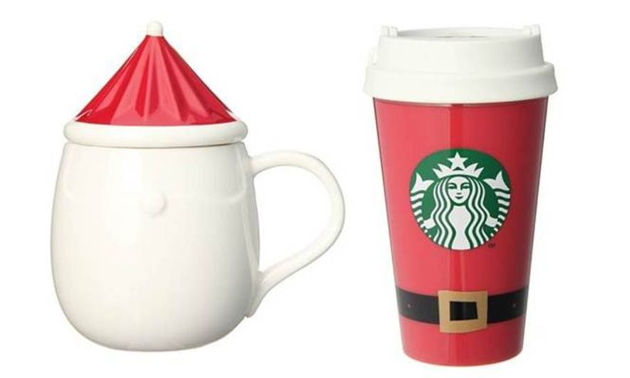 Starbucks ,Christmas ,X'mas,日本,聖誕,禮物