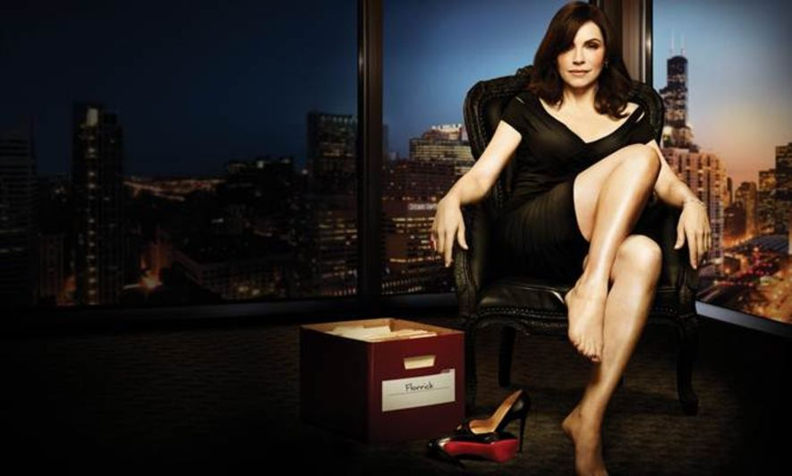 Julianna Margulies,The Good Wife,劇集