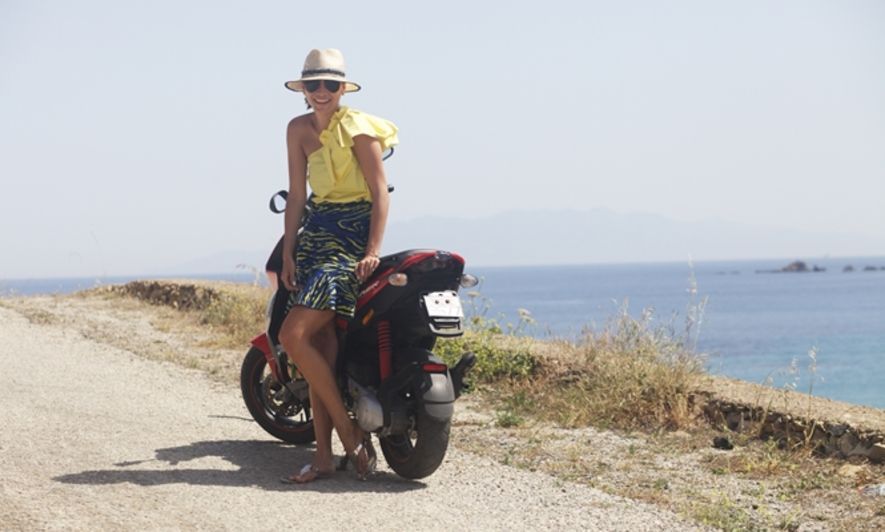Greece,Travel, CDD,Outdoor activities, Motorcycle